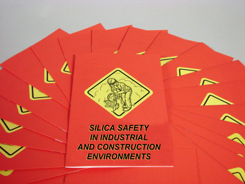 10431_silica-booklet Silica Safety in Industrial and Construction Environments - Marcom LTD