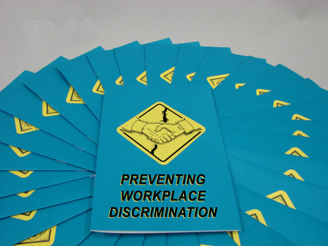 10477_smk-discrimination-booklet Preventing Workplace Discrimination for Managers and Supervisors - Marcom LTD