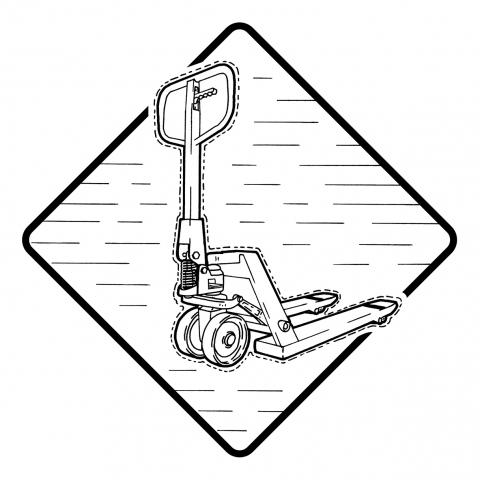 Faaqidaad : Pallet jack safety