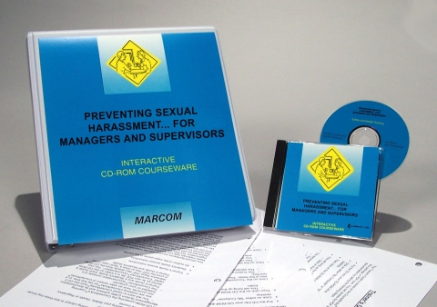 8032_c0000480ed Preventing Sexual Harassment for Managers and Supervisors - Marcom LTD