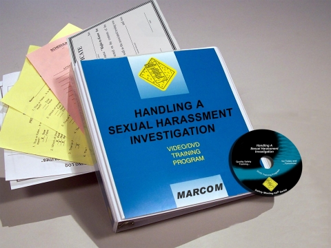 8047_v0000499em Handling a Sexual Harassment Investigation - Marcom LTD