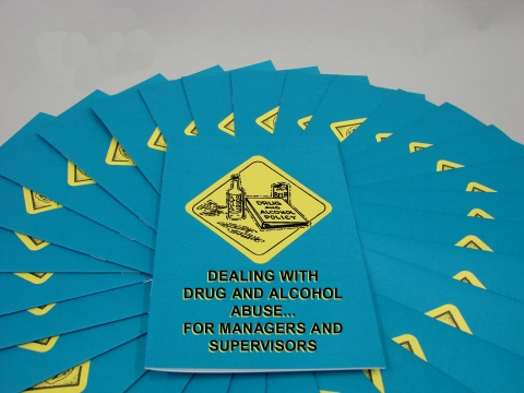 8065_b0000530em Drug and Alcohol Abuse for Managers and Supervisors - Marcom LTD