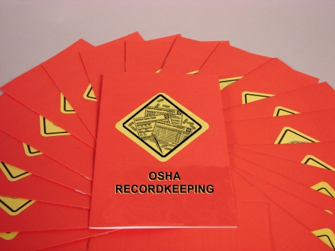 8335_b0000180ex OSHA Recordkeeping for Managers and Supervisors - Marcom LTD