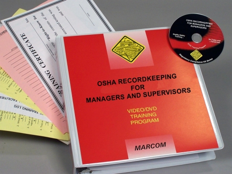 8337_v0002439eo OSHA Recordkeeping for Managers and Supervisors - Marcom LTD