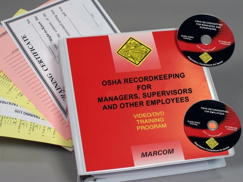 8357_v0002499eo OSHA Recordkeeping for Managers, Supervisors and Employees - Marcom LTD