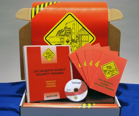 8391_k0001769eo DOT In-Depth HAZMAT Security Training - Marcom LTD