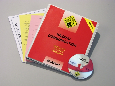 8677_v0001709eo Hazard Communication in the Hospitality Industry - Marcom LTD
