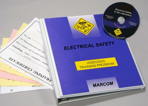 8767_v0001949el Electrical Safety in the Laboratory - Marcom LTD
