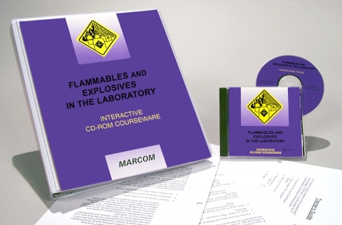 8772_c0001950ed Flammables and Explosives in the Laboratory - Marcom LTD