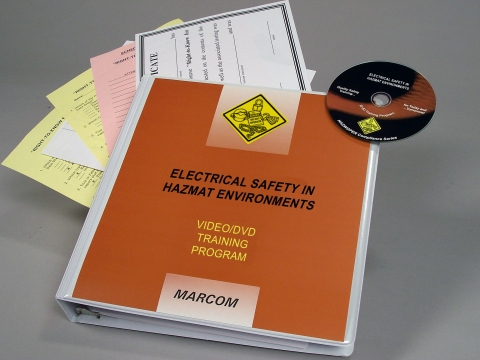 8917_v0001799ew HAZWOPER: Electrical Safety in HAZMAT Environments - Marcom LTD