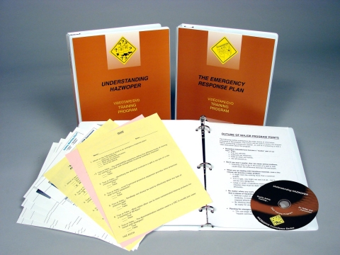 9037_v000hz69ew HAZWOPER: Emergency Response, Awareness Package - Marcom LTD