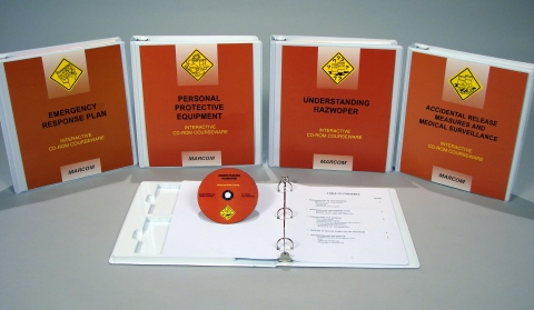 9042_c000hz70ed HAZWOPER: Emergency Response, Operations Package - Marcom LTD