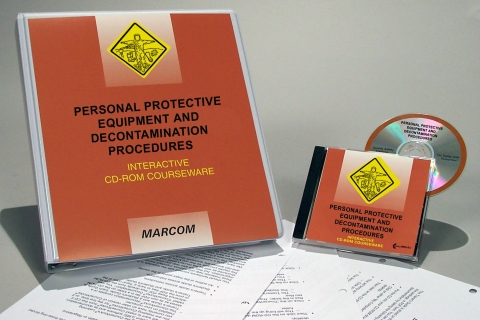 9112_c0001860ed HAZWOPER: Personal Protective Equipment and Decontamination Procedures - Marcom LTD