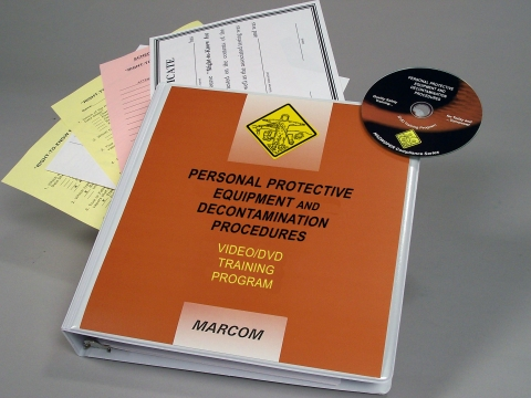 9117_v0001869ew HAZWOPER: Personal Protective Equipment and Decontamination Procedures - Marcom LTD