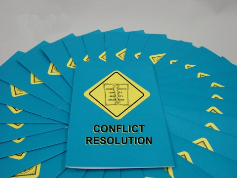 9245_b0000580em Conflict Resolution in the Office - Marcom LTD