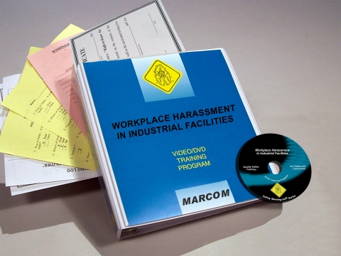 9307_v0000599em Workplace Harassment in Industrial Facilities - Marcom LTD
