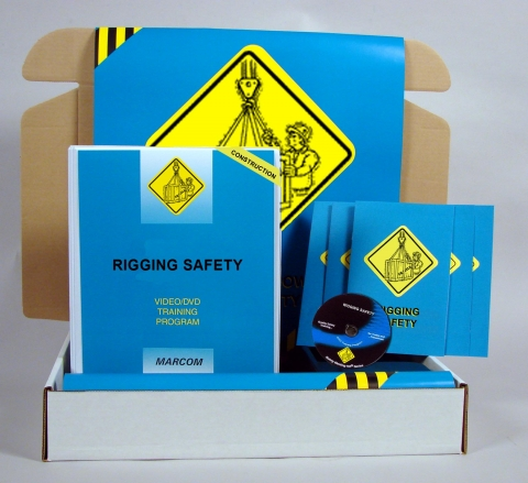 9341_k0001259et Rigging Safety in Construction Environments - Marcom LTD