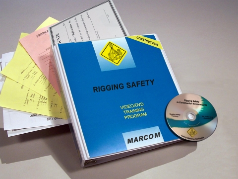 9347_v0001259et Rigging Safety in Construction Environments - Marcom LTD