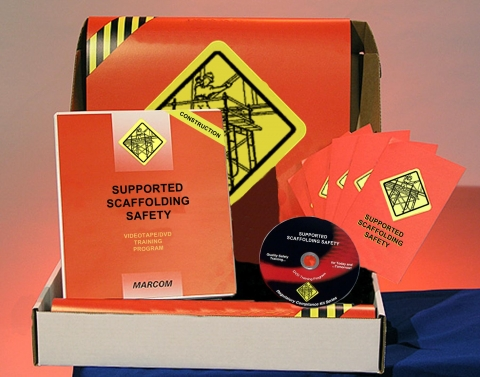 9441_k0000749et Supported Scaffolding Safety in Construction Environments - Marcom LTD