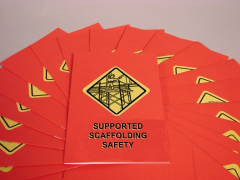 9445_b000sps0ex Supported Scaffolding Safety in Construction Environments - Marcom LTD