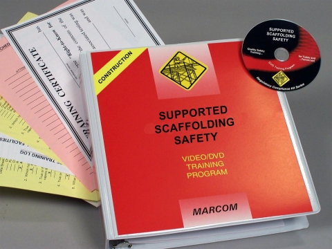 9447_v0000749et Supported Scaffolding Safety in Construction Environments - Marcom LTD