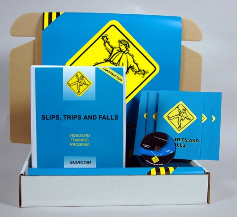 9541_k0001499et Slips Trips and Falls in Construction Environments - Marcom LTD