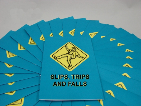 9545_b000slp0em Slips Trips and Falls in Construction Environments - Marcom LTD
