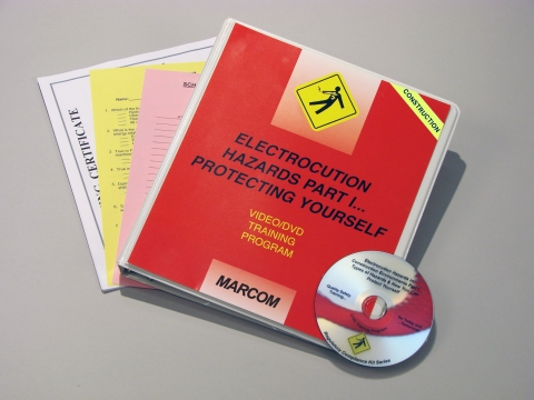 9577_v0001529et Electrocution Hazards In Construction Environments, Part I... Types of Hazards and How You Can Protect Yourself - Marcom LTD