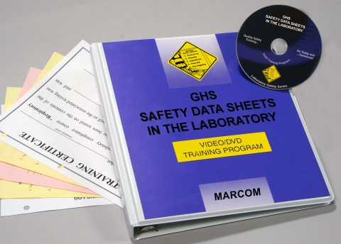 9677_v0001789el GHS Safety Data Sheets in the Laboratory - Marcom LTD