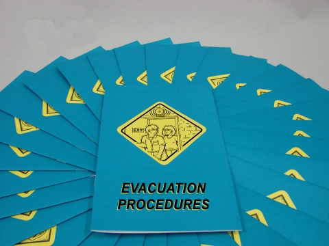 9775_b0002400em Evacuation Procedures - Marcom LTD