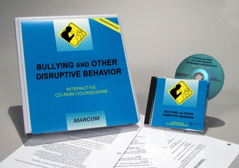 9872_c0002670ed Bullying and Other Disruptive Behavior: for Managers and Supervisors - Marcom LTD