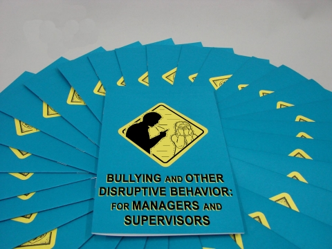9875_b0002679em Bullying and Other Disruptive Behavior: for Managers and Supervisors - Marcom LTD