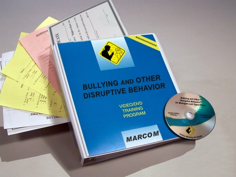 9877_v0002679em Bullying and Other Disruptive Behavior: for Managers and Supervisors - Marcom LTD