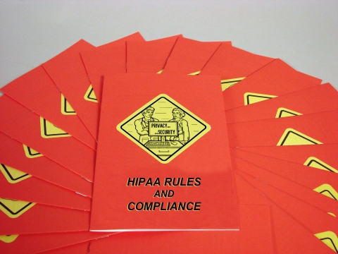 9932_hipaa-booklet HIPAA Rules and Compliance - Marcom LTD