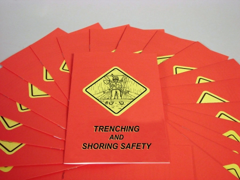 9954_trenching-booklet Trenching and Shoring Safety in Construction Environments - Marcom LTD
